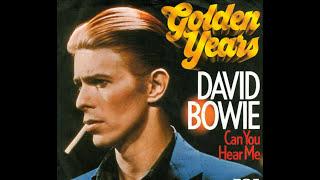 David Bowie ~ Golden Years 1975 Disco Purrfection Version
