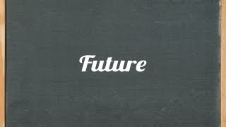 Future tense:, English grammar tutorial