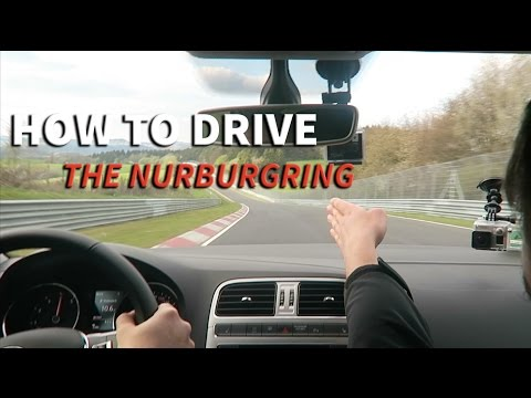 My First Laps on the Nordschleife 2017 [UNCUT ONBOARD] | A Beginners Guide to the Nürburgring