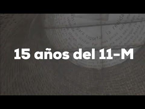 Han pasado quince años y siempre llevaremos el recuerdo de las víctimas del 11-M en el corazón
