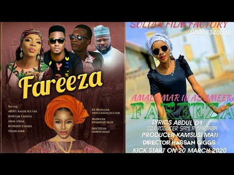 FAREEZAH Hausa Film Latest -Sultan Film Factory