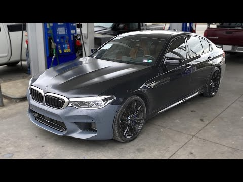 Finally Driving The BMW M5 F90 - Episode 6
