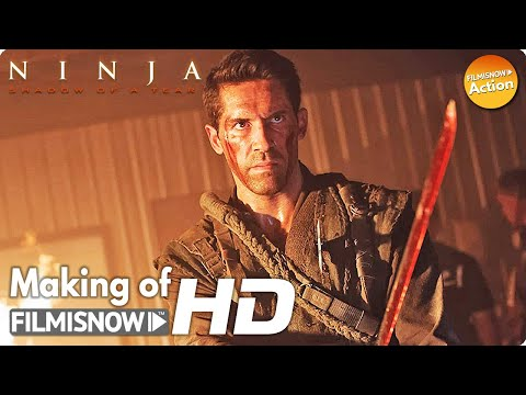 NINJA: SHADOW OF A TEAR (2013) Go behind the scenes of the Scott Adkins movie