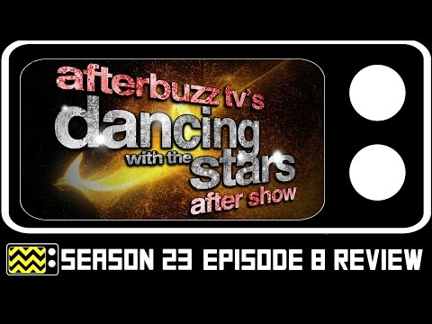Dancing With The Stars Season 23 Episodes 8 Review & After Show | AfterBuzz TV