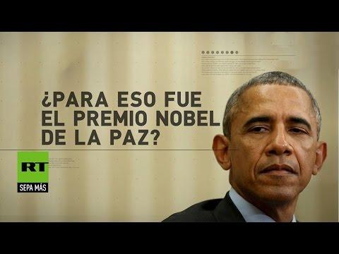 Récord de bombas por hora: ¿Qué legado deja Barack Obama?