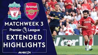 Video Liverpool v. Arsenal | PREMIER LEAGUE HIGHLIGHTS | 8/24/19 | NBC Sports MP3, 3GP, MP4, WEBM, AVI, FLV Agustus 2019