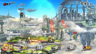 [Wii U/3DS] 3 words & a video that will help you with Cruel Smash: jank boomerang skills