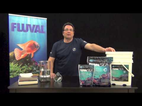 FLUVAL SEA salt for marine aquariums
