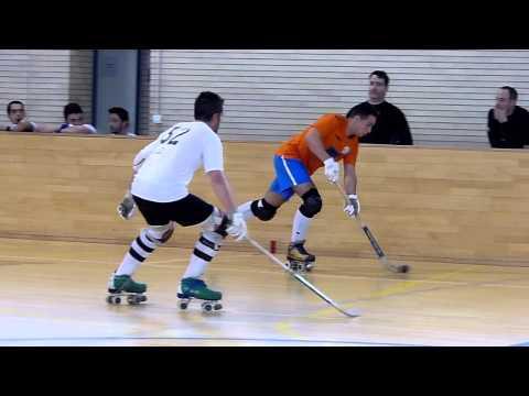 Iruña Hockey vs Gurutzeta Camara Lenta