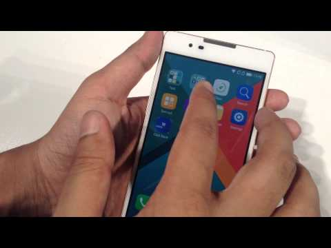 Coolpad Dazen X7 hands on, camera test and quick review