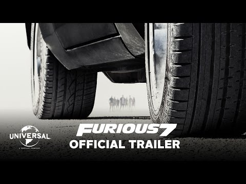 Preview Trailer Fast and Furious 7