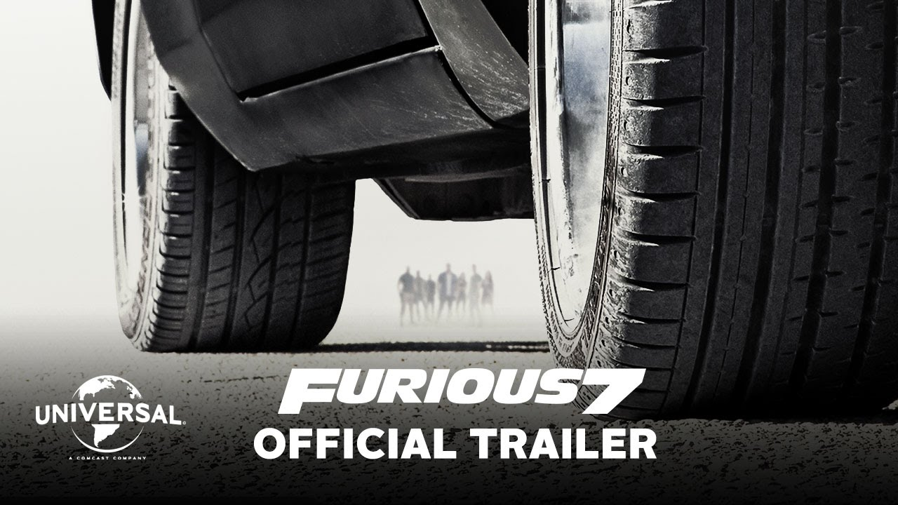 Movie Trailer:  Furious 7 (2015)