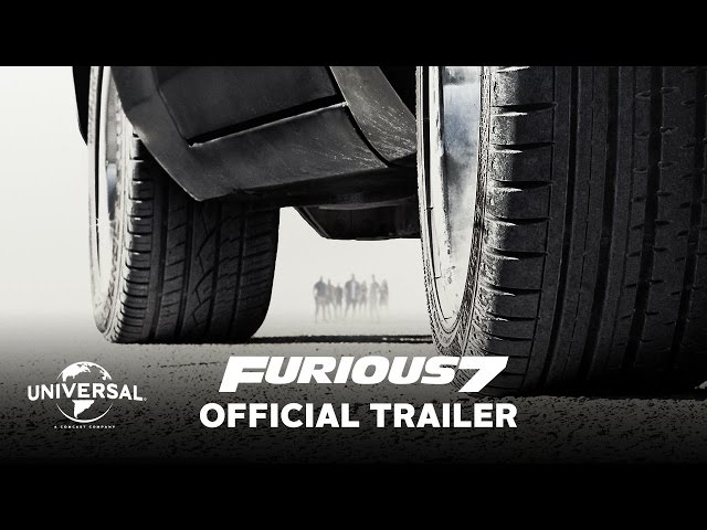 Anteprima Immagine Trailer Fast and Furious 7