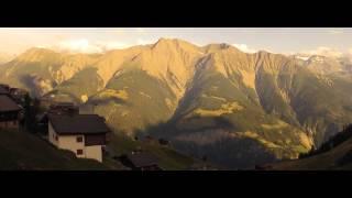 Flying shadows over the Baettlihorn (Switzerland), 4 August 2015