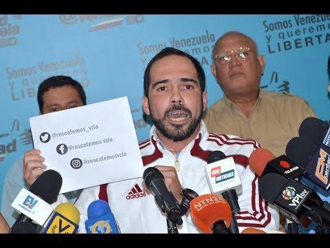 """Edinson Ferrer: """"Anunciaremos diariamente a las 7pm las acciones que harán los Comité en su calle"""""""