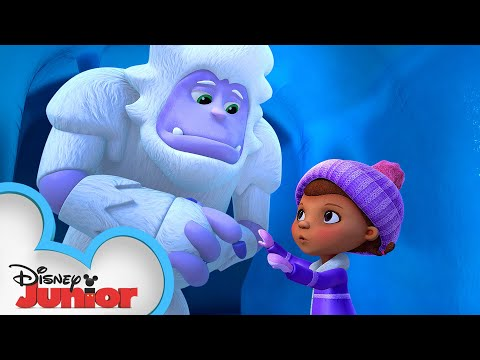 I Am Yeti, Hear Me Roar   Doc McStuffins Arctic Rescue   Disney Junior