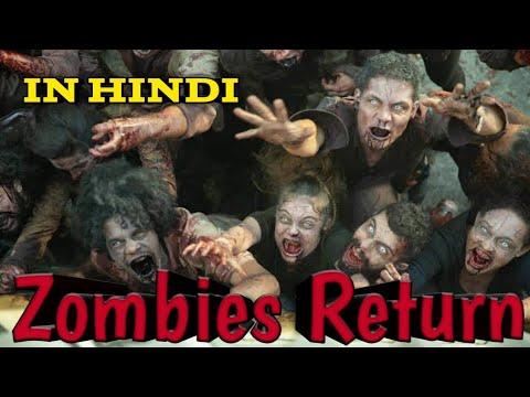 New Zombie Horror  Movie 2021 Full Movie Dubbed In Hindi