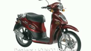 4. 2010 KYMCO People 150  Info Top Speed