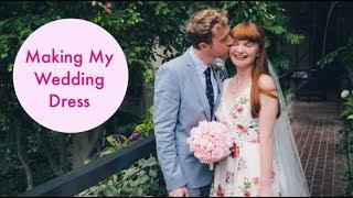 Video Making My Wedding Dress MP3, 3GP, MP4, WEBM, AVI, FLV Oktober 2018