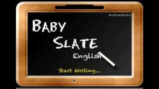 Baby Slate - English YouTube video