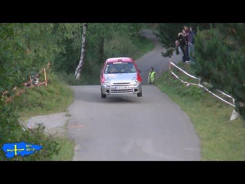 Rallysprint Virgen del Viso  Crash & Full Attack  BGF-VIDEO