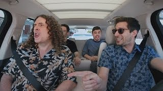 "Video The Apple TV app — Carpool Karaoke: The Series — ""Weird Al"" Yankovic and The Lonely Island — Preview MP3, 3GP, MP4, WEBM, AVI, FLV Oktober 2018"