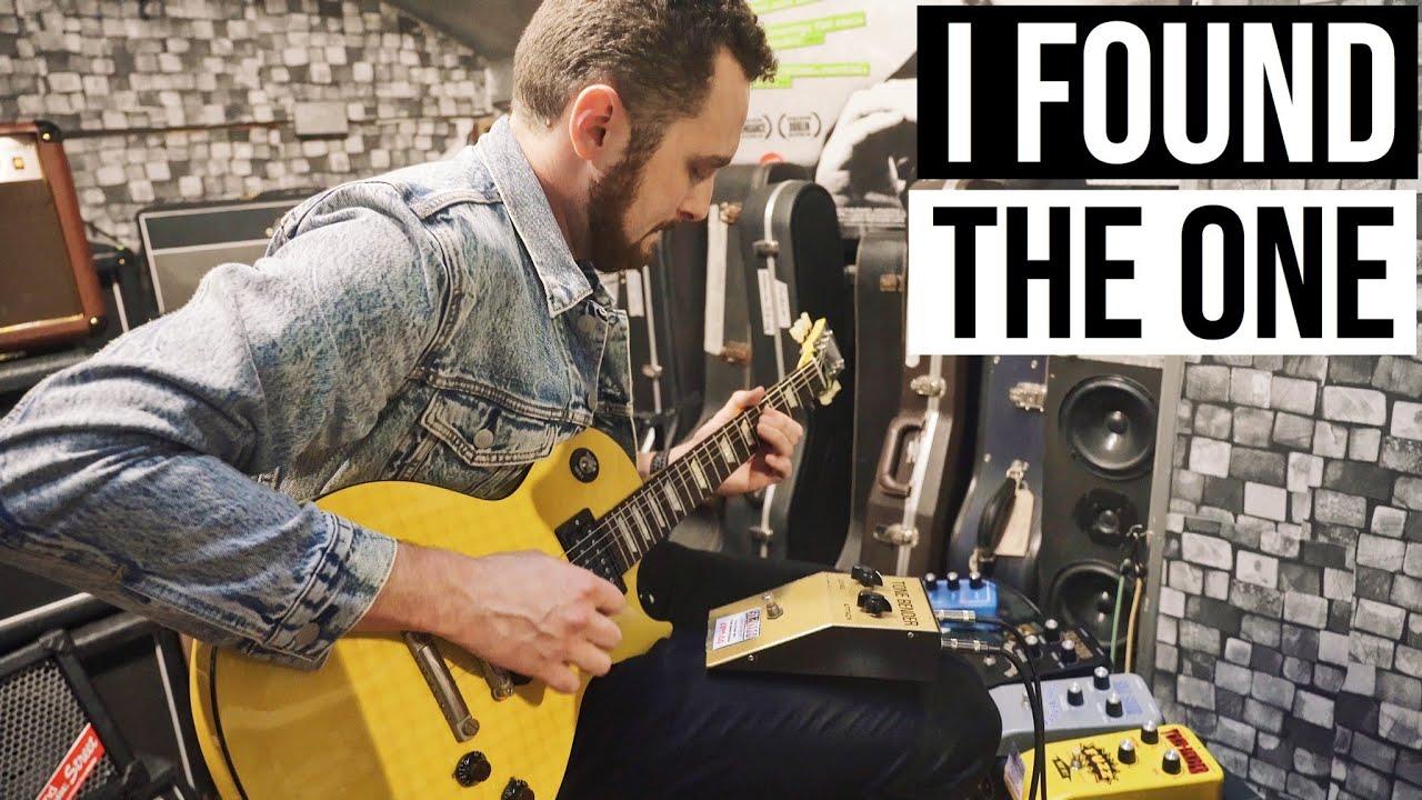 Where Guitar Legends Bought Their Gear
