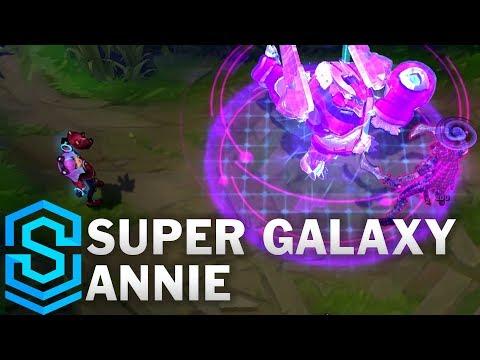 Annie Siêu Nhân Thiên Hà