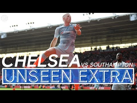 Video: Tunnel Access: Barkley's first Chelsea goal, Hazard Scores Again, Still Unbeaten | Unseen Extra
