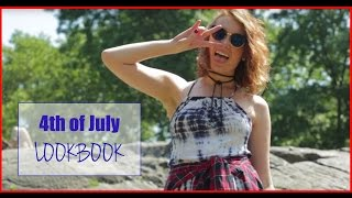 4th of July LOOKBOOK by Seventeen Magazine