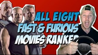 Nonton All 8 Fast and Furious Movies Ranked & Reviewed Worst to Best! (w/ The Fate of the Furious) Film Subtitle Indonesia Streaming Movie Download