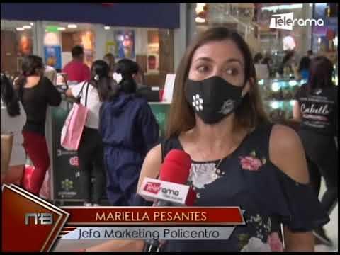 Centros comerciales implementan estrategias y medidas de seguridad por Black Friday