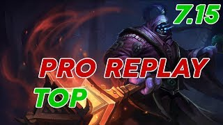 Pro Player Jax Top Patch 7.15 Jax against Shen League of Legends Gameplay Pro Player as Jax 7.15 Season 7 Pro Replay Jax ...