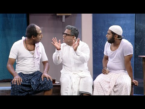 Comedy Festival I Jallian Kanaran on the floor...! I Mazhavil Manorama