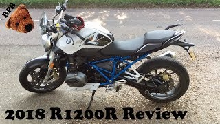 8. BMW 2018 R1200R Quick Review