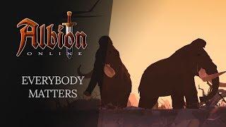 Видео к игре Albion Online из публикации: Трейлер «Каждый имеет значение» к финальной фазе ЗБТ Albion Online