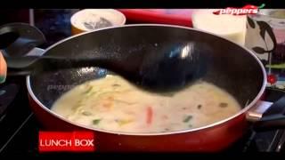Milk Soup Recipe | Lunch Box
