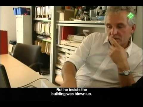 911 - Danny Jowenko on WTC7 controlled demolition (HQ)