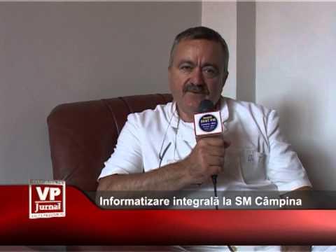 Informatizare integrală la SM Câmpina