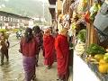 2007 Bhutan Airport and Paro