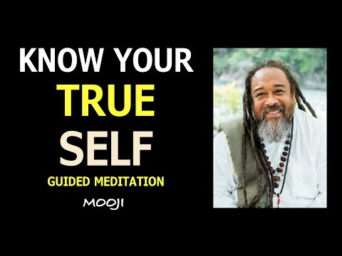 Mooji Video: Know Your True Self