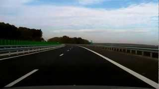 Driving Time Lapse Bucuresti - Campina via Autostrada A3