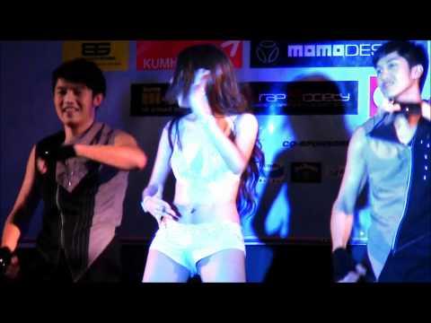โชว์จากน้องลูกปัด Thailand Got Talent 2012