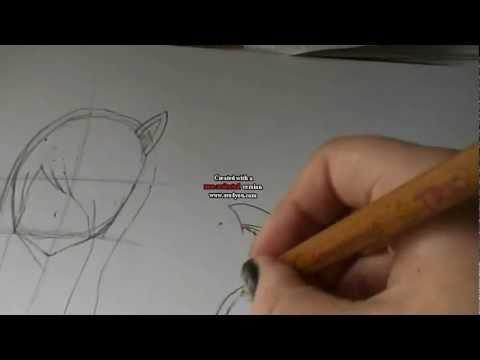 Tipps fürs Manga zeichnen + neko ohren