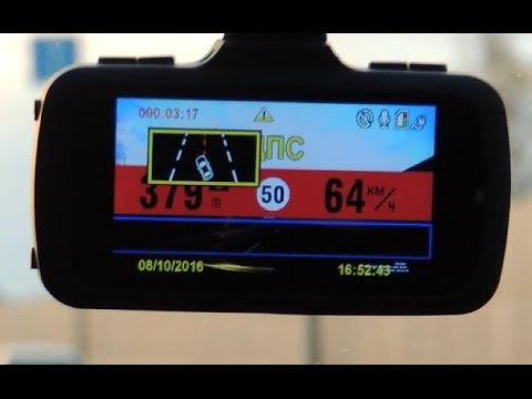 Тест-драйв видеорегистратора  Shо-ме А7 GРS/GLОNАSS. - DomaVideo.Ru