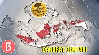 Download Video Bukan Menakut-nakuti! 10 KAWASAN RAWAN GEMPA DI INDONESIA YG TERUS MENGINTAI ANDA MP3 3GP MP4