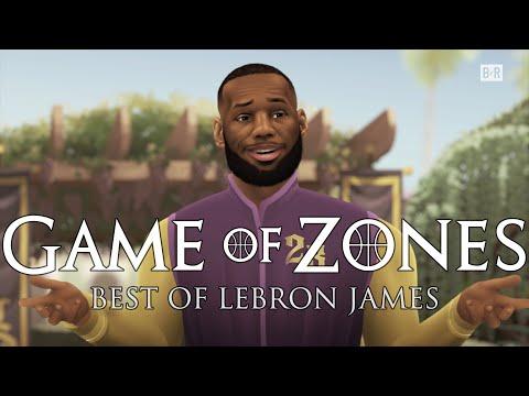 Best of LeBron James (Game of Zones Supercut)