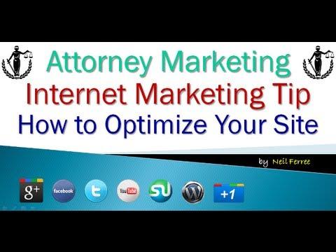 Attorney Internet Marketing SEO