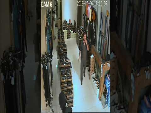 Գողություն՝ խանութ-սրահից (տեսանյութ)