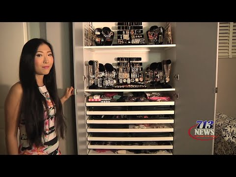 Storage/Organization for Jewelry, Accessories, Belts, and Shoes